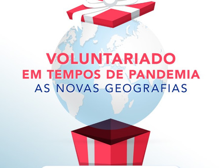 Webinar 14º Aniversário da CPV - Voluntariado em Tempos de Pandemia