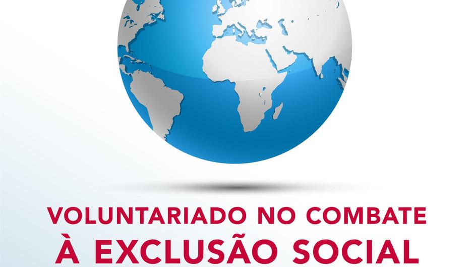 1ª Sessão de Debate: Voluntariado no Combate à Exclusão Social