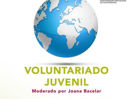 6ª Sessão de Debate: Voluntariado Juvenil