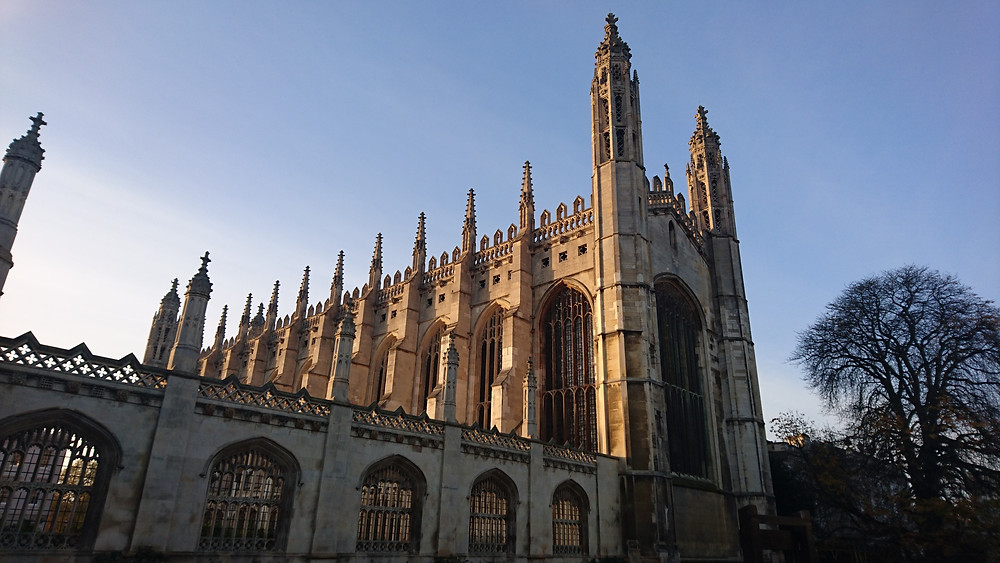 King's College chapel, Cambridge | by Aran Macfarlane