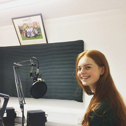 blogger Dísa was on #camfm with our editor Charlotte to talk about the rebirth of #pembrokestreet ma