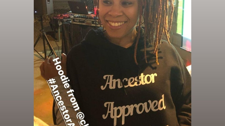 Ancestor Approved EST. Sweatshirt