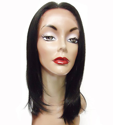 It Tress- Human Hair Blend HLW 802 Lace Front Wig