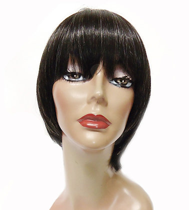 IT Tress- Human Hair Blended H Eve Wig