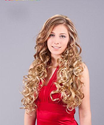 Aplus Half Wig - Christina