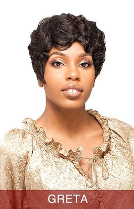 Vanessa Synthetic Finger Wave Greta Wig
