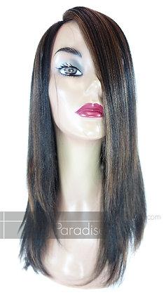 Silhouette Human Diamond Wig