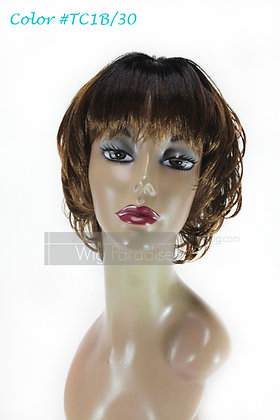 Junee Fashion Synthetic Janet Gold Wig