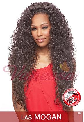 Vanessa Synthetic Express Half Wig Las Morgan