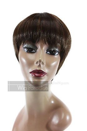 It Tress- Human Hair Blended H-Miko Wig