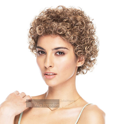 West Bay Sepia Synthetic JC 03 Wig