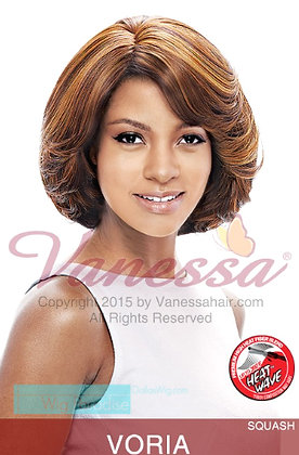 Vanessa Synthetic Voria Wig