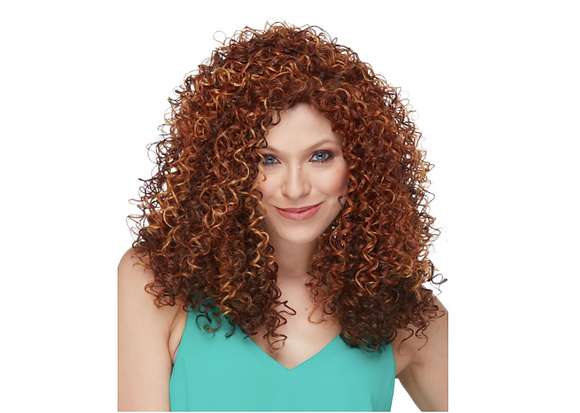 West Bay Sepia Synthetic Bijou Wig
