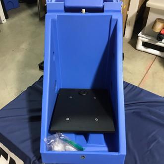 Peabody Single Pump PCS-1 (Open)