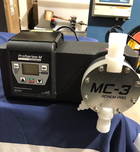 Blue-White MC-3 Diaphragm Pump