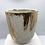 Thumbnail: Lumina Porcelain vase with gold lustre by Dana Lundmark