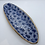 Thumbnail: Daisy Platter with Gold lustre by Sarah Robertson