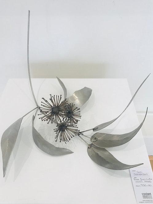 Stainless Steel Sculpture by Sosi Stevenson
