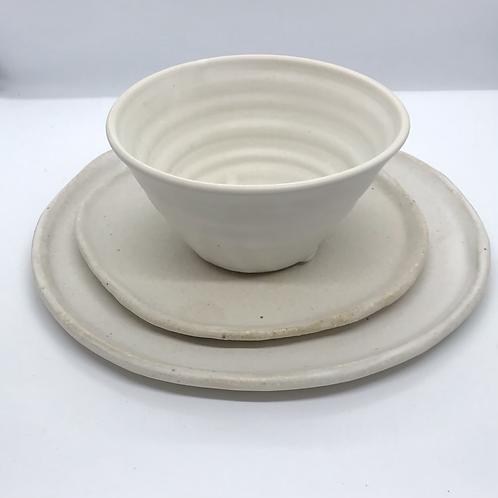 Three piece Dining Set by Katherine Mahoney