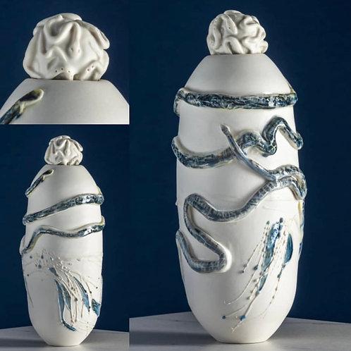 """Cleopatra's Serpent"" by Dana Lundmark"