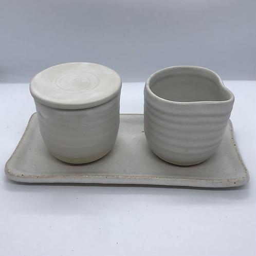 Milk and Sugar set by Katherine Mahoney