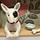 Thumbnail: 'Twiggy the Bull Terrier' Dog House by Sarah Robertson