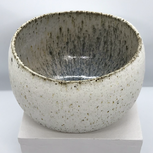 """""""Wild Places"""" S/M Bowl by Christopher James"""