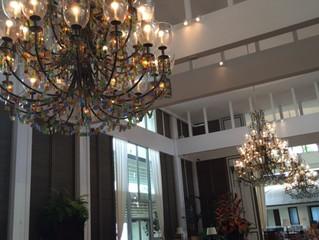 初のカハラホテル お部屋見学しました。
