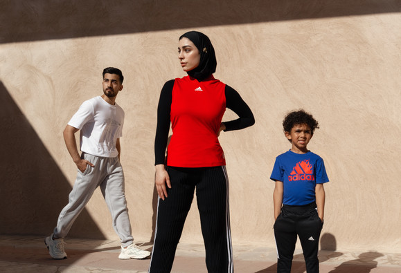 Client: Adidas  Production: Feel production