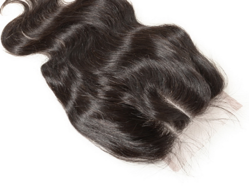 PERUVIAN BODYWAVE CLOSURE