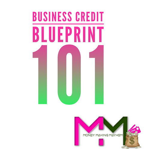 BUSINESS CREDIT BLUE PRINT