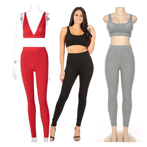 All Summa 2pc yoga set