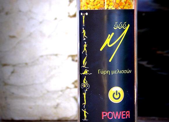 Γύρη μελισσών Power TUBE 100γρ