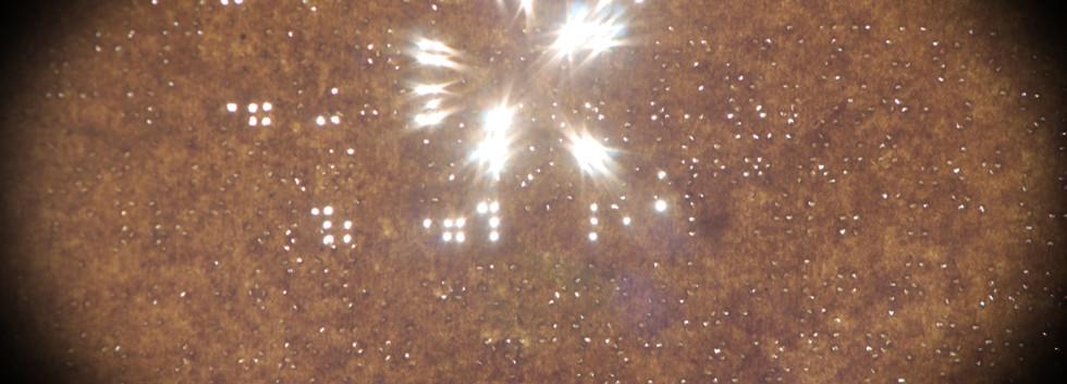 "MARIA GRAZIA CANDIANI: ""Braille"""