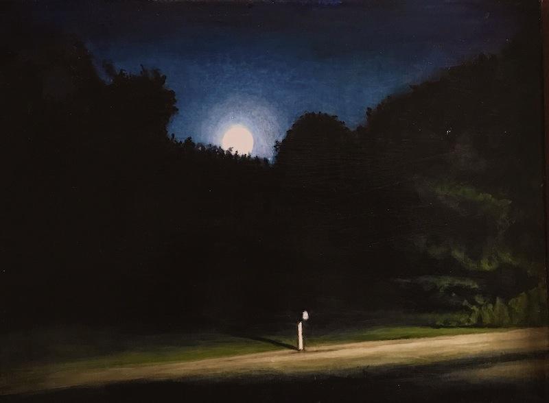 Moon Mailbox 2