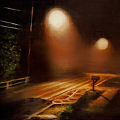 Foggy Road Trinity
