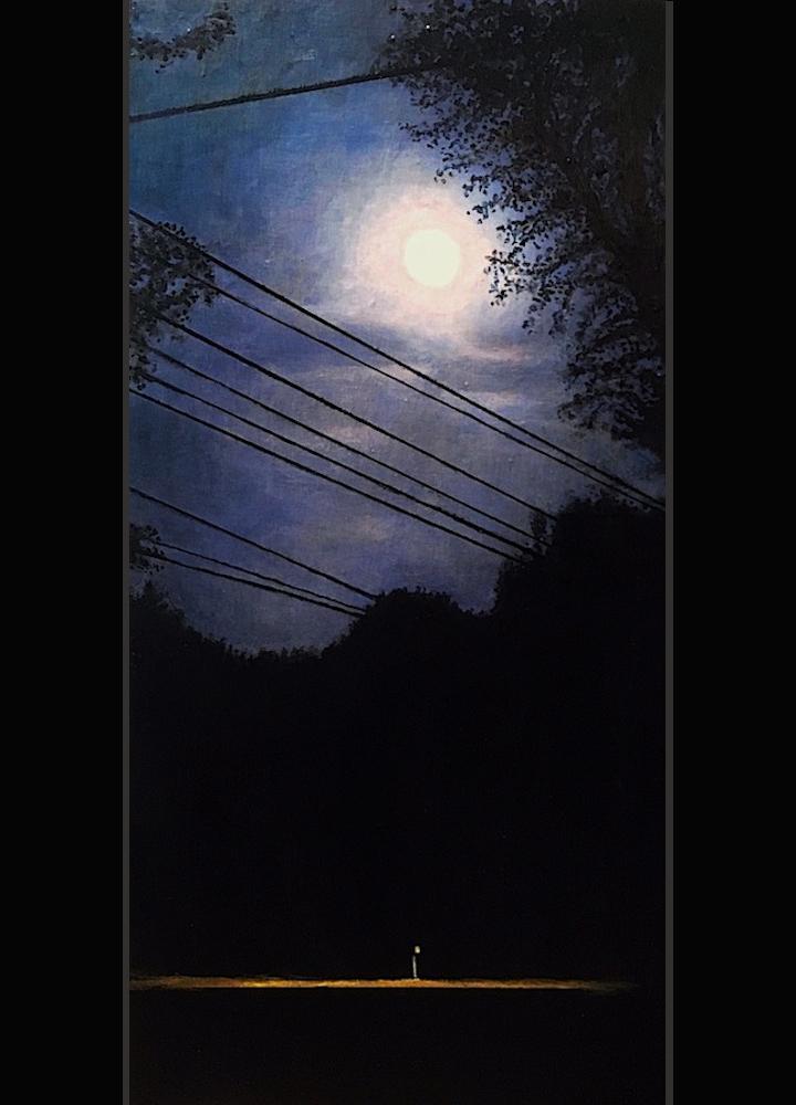 Moon Mailbox