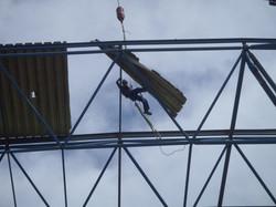 5. stadio kriti roof project