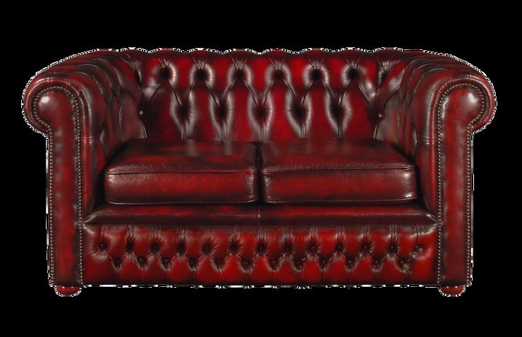 كنبة مقعدين بورنلي أحمر- SF3702R copy.p