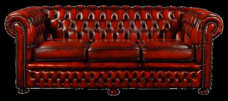 كنبة ٣ مقاعد روزنديل احمر - SF1603R copy