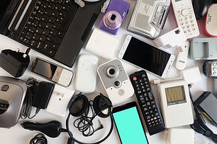 Used modern Electronic gadgets for daily