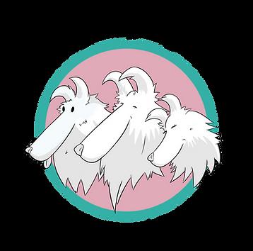 logo three dogs