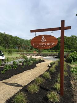 Tiller's Row Garden