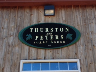 Thurston and Peters Sugar House