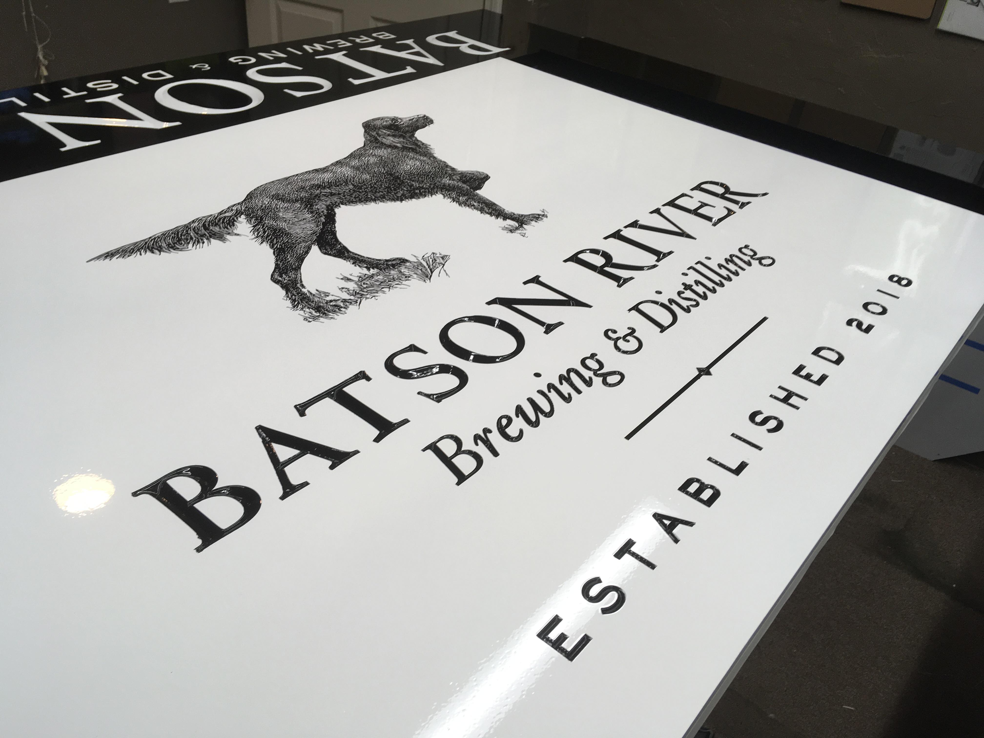 Baston River Brewing & Distilling