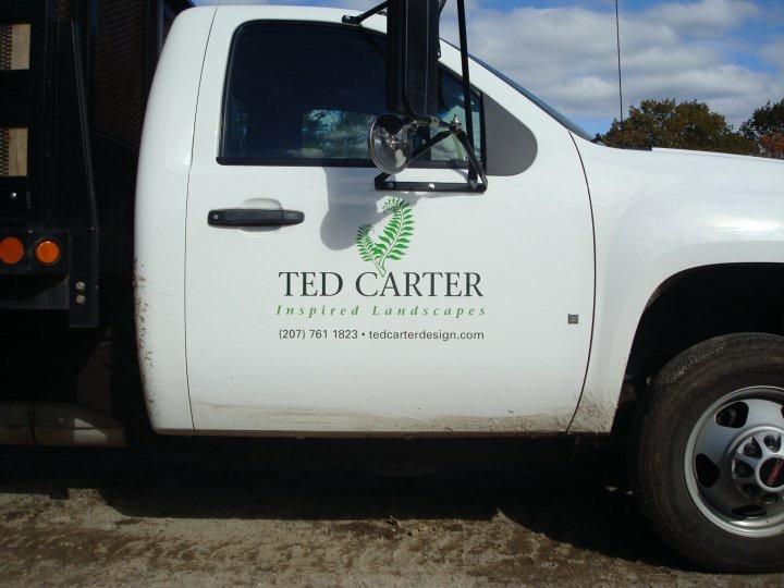 Ted Carter Inspired Landscapes