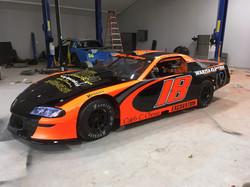 Race Car #18