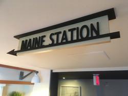 Maine Station