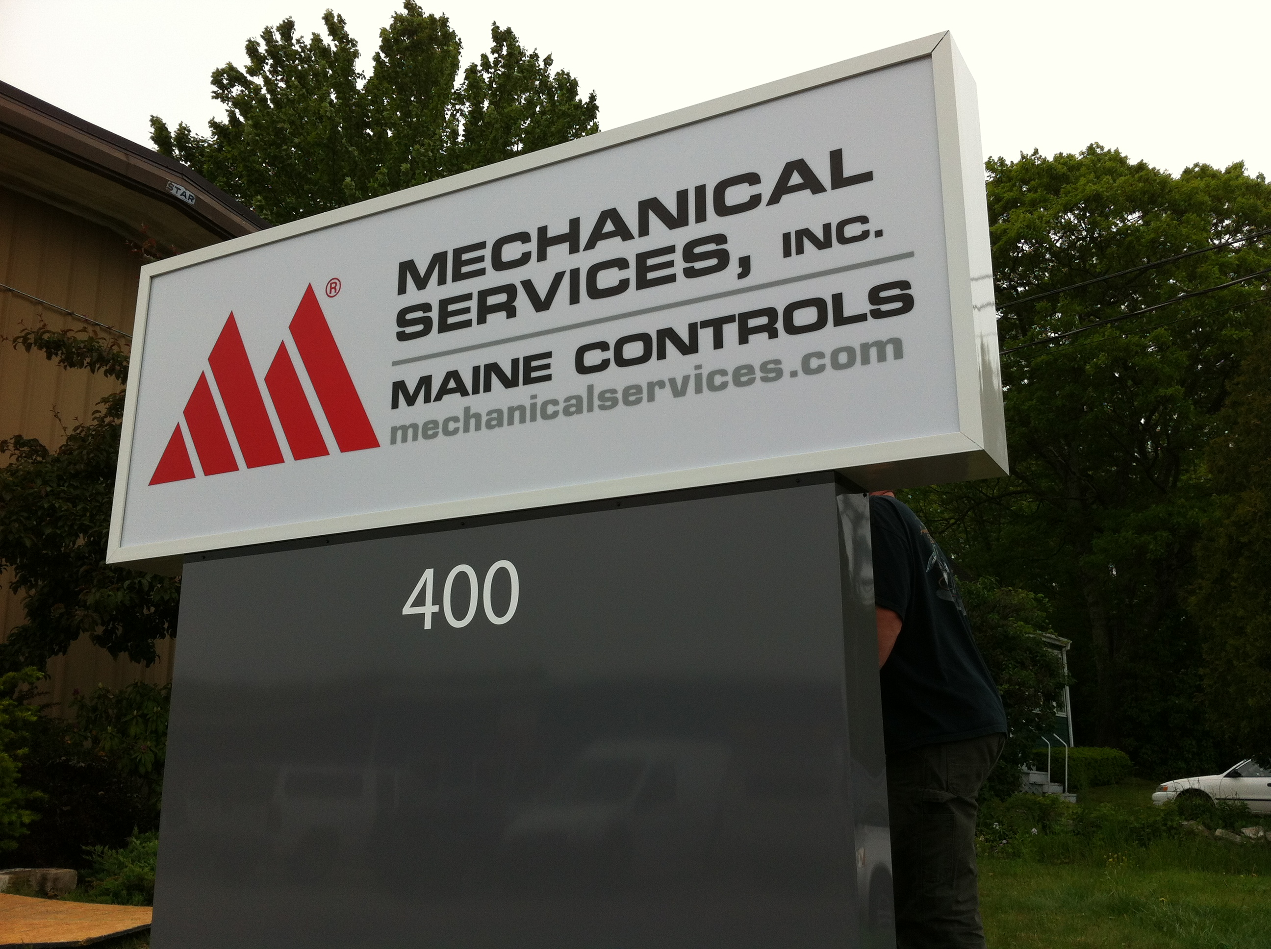 Mechanical Services, Inc