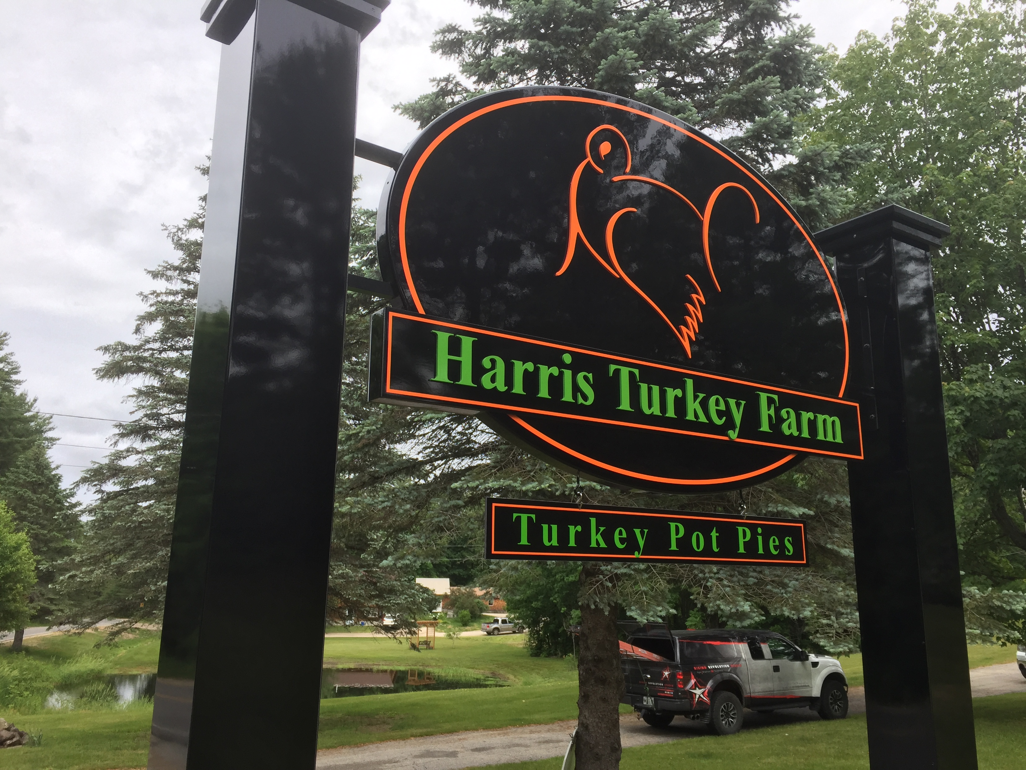 Harris Turkey Farm